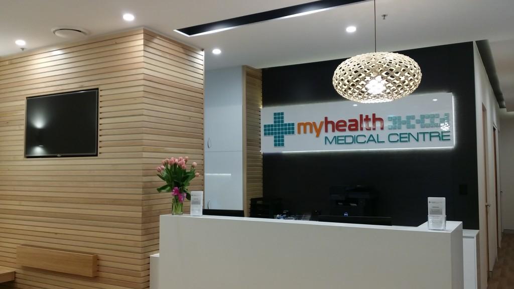 Myhealth Parramatta Westfield Level 1