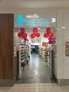 Myhealth Parramatta Westfield Level 5